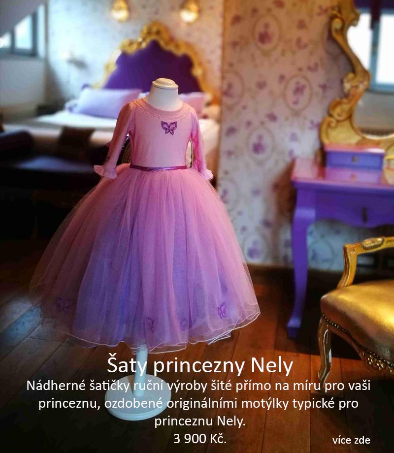 9cb5bd8014e6 Šaty Nely produkt s textem ...